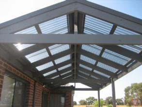Carport Gable 2