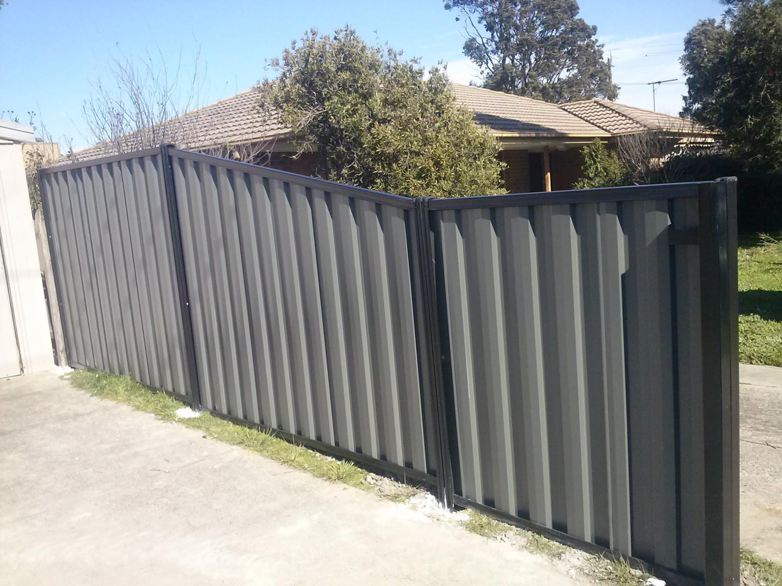 fences gates oz fence