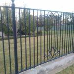 Fence Wrought Iron 4